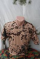 Летняя камуфляжная футболка Tropentarn трикотаж