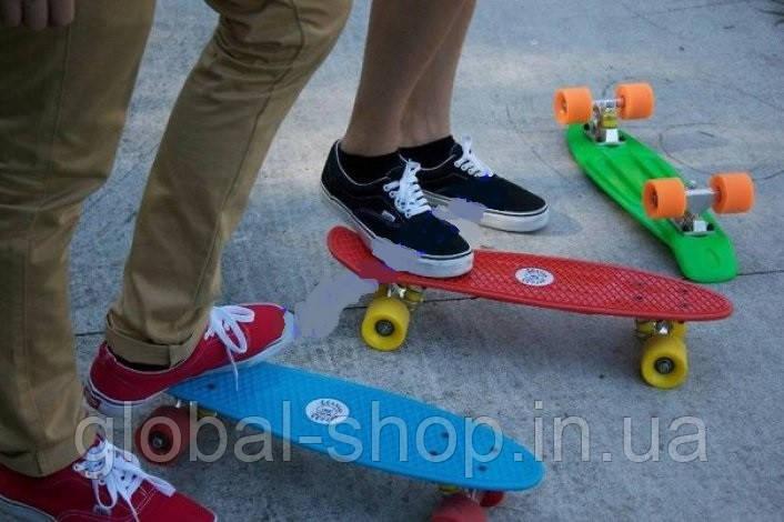 Пенни борд, Penny board,скейт, скейтборд New 2016
