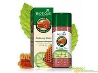 Тоник осветляющий для лица медовый Биотик Био Мёд. Освежающее средство, смягчающее и питающее кожу