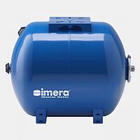 Гидроаккумулятор  50 л горизонтальный IMERA