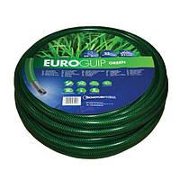 """Шланг для поливу Tecnotubi Euro Guip Green 1/2"""" 20 м Шланг поливальний 12 мм (Італія)"""