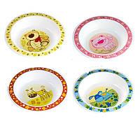 Детский набор посуды пластиковый Пираты