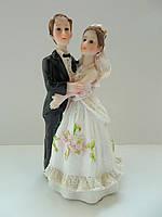 "Фигурка ""Жениха и невесты"" 12,5 см (арт.11799)"