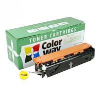 Картридж ColorWay для HP CLJ M276/M251 Yellow (CF212A) (CW-H212YM)