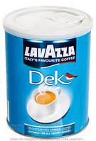 Кофе молотый Lavazza DEK 250 г ж/б