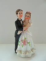 "Фигурка ""Жениха и невесты"" 12,5 см (арт.11800)"