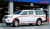 Комплект накладок BODY KIT  для Toyota HiLux 2011-2015