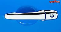 Хром накладки на ручки L200 2005 ― 2015