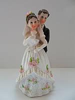 "Фигурка ""Жениха и невесты"" 12.5 см (арт.11801)"