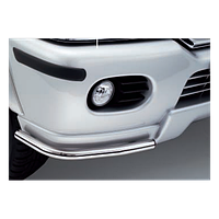 Защита переднего бампера Mitsubishi Pajero Sport 2000-2009