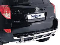 Защита задняя Toyota RAV4 2006-2010