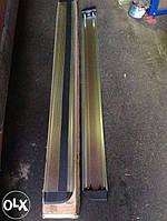 Подножки боковые Toyota RAV4 2010-2013