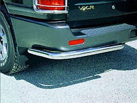 Защита заднего бампера Lexus LX470 1998-2007