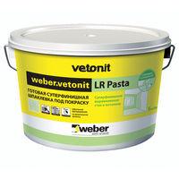 Weber Vetonit LR Pasta готовая шпаклевка