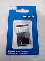 Аккумулятор Original АКБ Nokia BL-4C