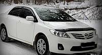 Ветровики  Toyota Corolla 2007-2012