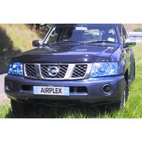 Дефлектор капота ( мухобойка )  Nissan Patrol  2004-2013