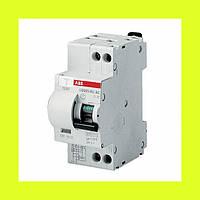 Дифференциальный автомат DS 951 AC-B40/0,03A ABB 40A 30мА AC 2-полюсный