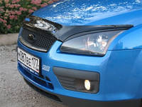 Дефлектор капота ( мухобойка ) Ford Focus 2005-2008