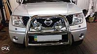 Дуга передняя нержавейка cobra nis1061 для Nissan NAVARA
