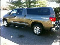 Кунг LEER 100XL для Toyota Tundra 2007-2014, фото 1