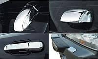 Комплект хром накладок Sorento 2002-2009