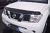 Защита фар Pathfinder  2005-2010