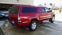Кунг LEER 100XR для Toyota Tacoma 2005 -2015
