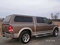 Кунг LEER 100XR для Dodge RAM 2009+