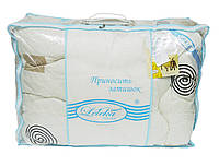 Детское одеяло стеганое Шерстяное зима ТМ Leleka Textile 105x140