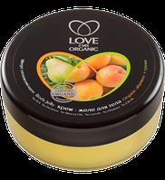 """Mega увлажняющее крем-желе для тела """"Love 2 Mix Organic"""""""