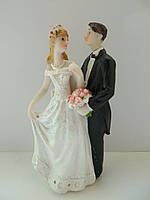"Фигурка ""Жениха и невесты"" 12 см (арт.11803)"