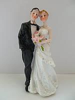 "Фигурка ""Жениха и невесты"" 12 см (арт.11804)"