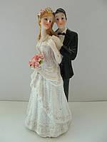 "Фигурка ""Жениха и невесты"" 12 см (арт.11805)"