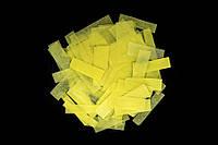 Конфетти-Метафан Желтый матовый (бумага)