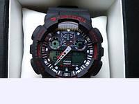 Электронные наручные часы Casio G-Shock GA-100, спортивные часы, механические, женские часы, мужские, наручные