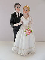 "Фигурка ""Жениха и невесты"" 16 см (арт.11813)"
