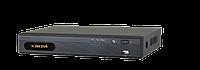 TD2704AS-PL 4-канальный гибридный АHD видеорегистратор + 1 канал IP(1080р).