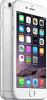 Смартфон Apple iPhone 6 16GB Silver