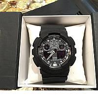 НАРУЧНЫЕ ЧАСЫ G-SHOCK GA 100, спортивные часы, механические, женские часы, мужские, наручные часы Касио