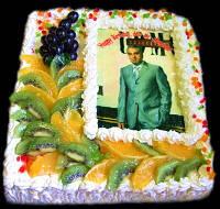 Торт с фото