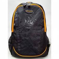 Рюкзак школьный Z120012 черный Dr Kong
