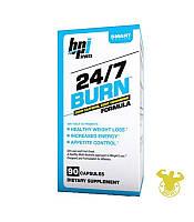 Жиросжигатель Sports 24/7 Burn от BPI 90 капсул, фото 1