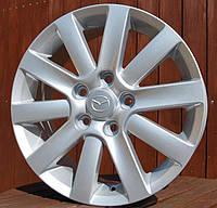 Литые диски R16 5х114.3, купить литые диски на MAZDA 3 5 6 MPV XEDOS, авто диски МАЗДА КИА
