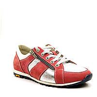 Кроссовки кожаные для девочки ТМ FS collection. Размер 32-39