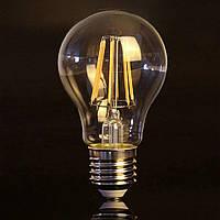 LED лампа Эдисона A-19  (4w) (6w)