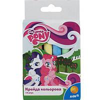 Набор мела Kite Litlle Pony 12 цветов ( LP15-075K)