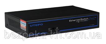 POE коммутатор UTP3-SW04-TP60