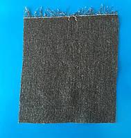 Дублерин черный на тканевой основе SNT 126 черный