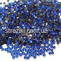 Sapphire  ss20  (Стразы термоклеевые стекло 12 граней)